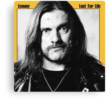 Lemmy Pop Canvas Print