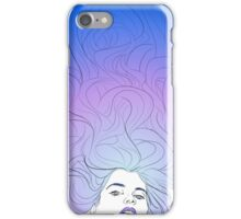 hair no. 2 iPhone Case/Skin