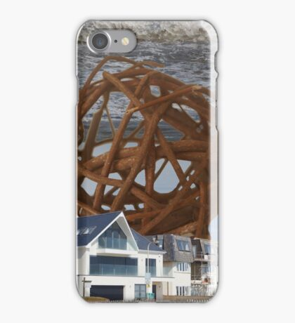 The Globe. iPhone Case/Skin