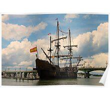 A Pirates Way Poster