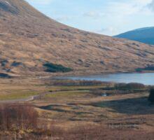 Loch Tulla Sticker