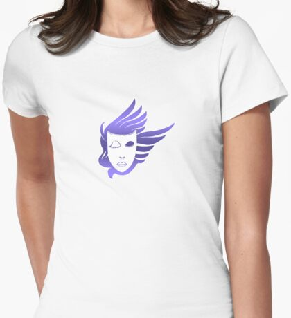 Promethean Lineage: Galatea Womens Fitted T-Shirt
