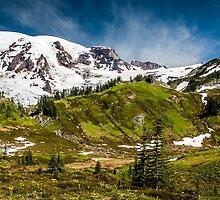 Mt. Rainier by RandyP