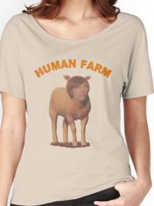 Human Farm Women's Relaxed Fit T-Shirt