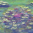 Balboa Turtle (pastel) by Niki Hilsabeck