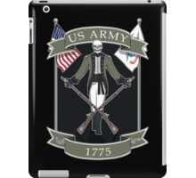 ARMY 1775 iPad Case/Skin