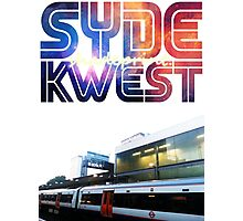 Syde Kwest Legion. Photographic Print