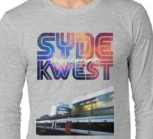 Syde Kwest Legion. Long Sleeve T-Shirt