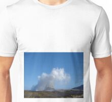 Tasmanian Blowhole - Blowing into the Blue T-Shirt