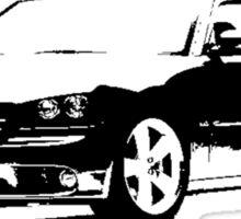 Dodge Charger SRT8 2005–10 Sticker