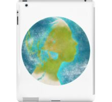 Earth and I iPad Case/Skin
