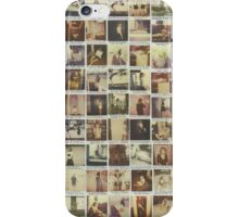 Taylor Swift 1989 Polaroids iPhone Case/Skin