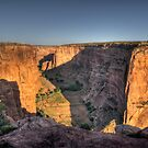 Canyon de Chelly National Monument by Ted Lansing