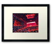 Hatching Framed Print