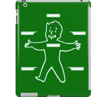 Vault Boy Stats iPad Case/Skin