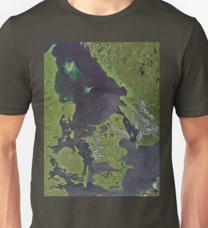 a large Denmark landscape Unisex T-Shirt