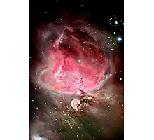Heavenly Flame Photographic Print