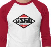 Splatoon Zekko Baseball LS Men's Baseball ¾ T-Shirt