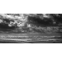 Pacific Ocean Storm Photographic Print