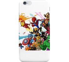 Superhero Act iPhone Case/Skin