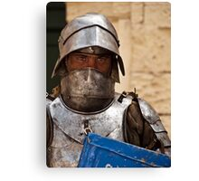 In Guardia! Canvas Print