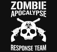 Zombie Apocalypse  by LizaPhoenix