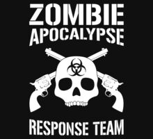 Zombie Apocalypse  One Piece - Short Sleeve
