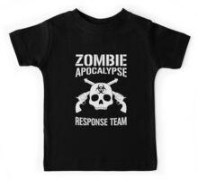 Zombie Apocalypse  Kids Tee