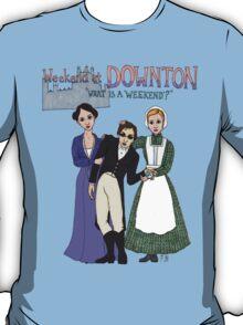 Weekend at Downton T-Shirt