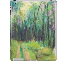 Wald (pastel) iPad Case/Skin