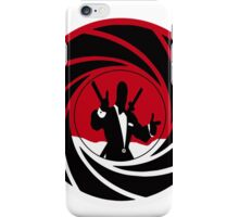 Deadpool 007 iPhone Case/Skin