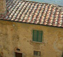 Montepulciano, Italy by Bob  Perkoski