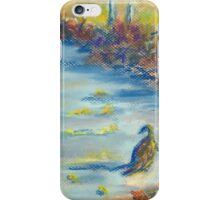 Herbst (pastel) iPhone Case/Skin