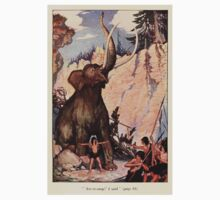 The Trail Book by Mary Hunter Austin art Milo Winter 1918 0010 Arr rr ump One Piece - Short Sleeve