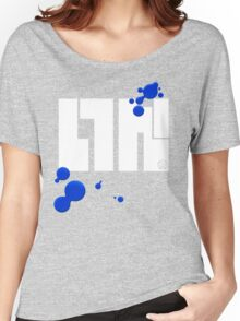 Splat Inkling Graphic Women's Relaxed Fit T-Shirt