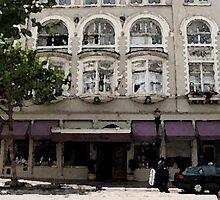 HOTEL MONTEREY by IsisMaatDesigns