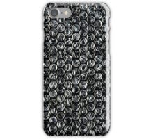 Bubble Wrap Packing Material Texture iPhone Case/Skin