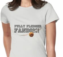Fandom Nerd Womens Fitted T-Shirt