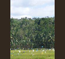 a desolate Timor-Leste landscape Unisex T-Shirt