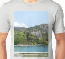 a historic Timor-Leste landscape Unisex T-Shirt