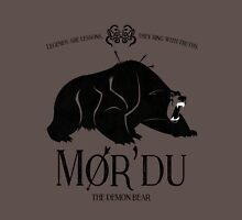 Mor'du Womens Fitted T-Shirt