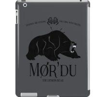 Mor'du iPad Case/Skin