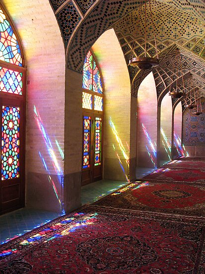 Islamic beauty. Iran by Yulia Manko