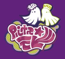 Splatoon Squid Sisters Logo by arizone