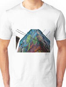 Graffiti Alley Toronto 3 T-Shirt
