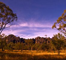 Chillagoe Mungana Caves National Park - North Queensland by Paul Gilbert