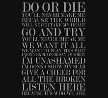 Do or die! T-Shirt
