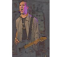 Rockin' Out Photographic Print