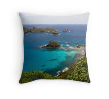 Islands of Lord Howe Island Throw Pillow