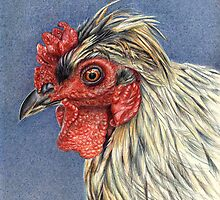 Rooster by Valentina Gatewood
